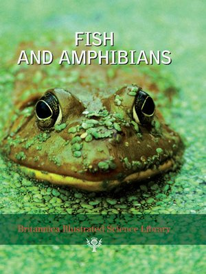 cover image of Britannica Illustrated Science Library: Fish and Amphibians