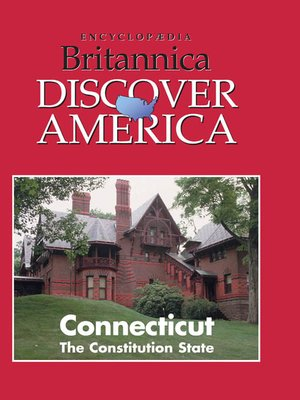 cover image of Connecticut: The Constitution State
