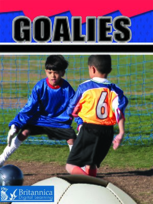 cover image of Goalies