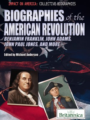 cover image of Biographies of the American Revolution