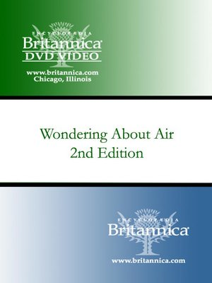 cover image of Wondering About Air