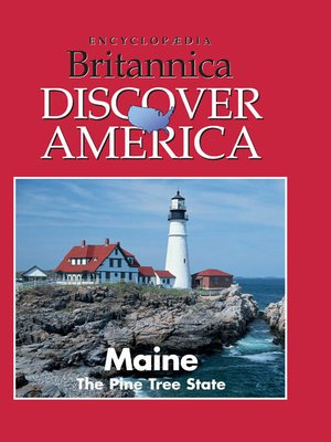 cover image of Maine: The Pine Tree State