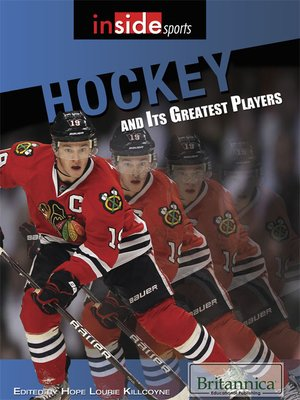 cover image of Hockey and Its Greatest Players