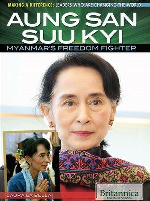 cover image of Aung San Suu Kyi