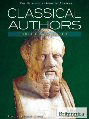 cover image of Classical Authors