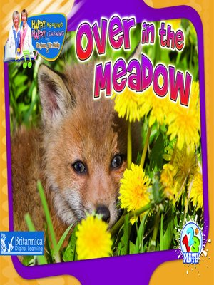 cover image of Over in the Meadow