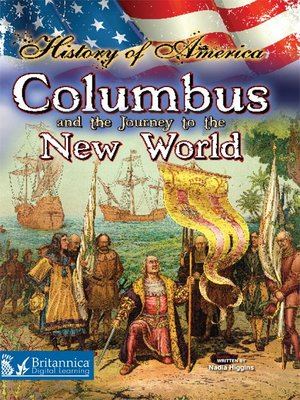 cover image of Columbus and the Journey to the New World