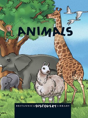 cover image of Britannica Discovery Library: Animals