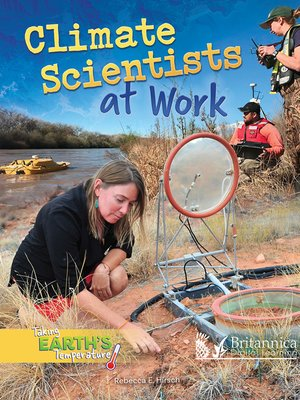 cover image of Climate Scientists at Work