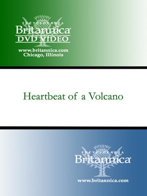 cover image of Heartbeat of A Volcano