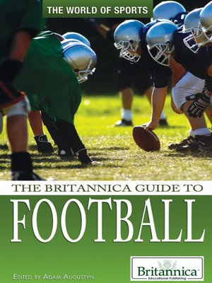 cover image of The Britannica Guide to Football