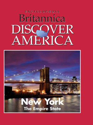 cover image of New York: The Empire State