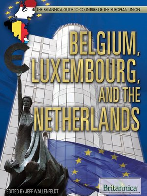 cover image of Belgium, Luxembourg, and the Netherlands