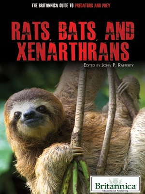 cover image of Rats, Bats, and Xenarthrans