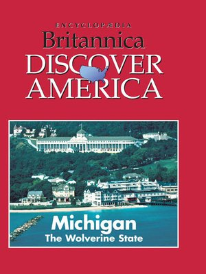 cover image of Michigan: The Wolverine State