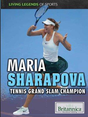 cover image of Maria Sharapova