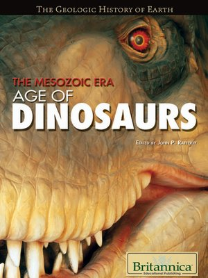 cover image of The Mesozoic Era