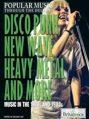 cover image of Disco, Punk, New Wave, Heavy Metal, and More