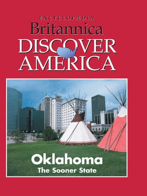 cover image of Oklahoma: The Sooner State