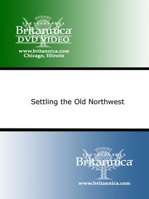 cover image of Settling the Old Northwest