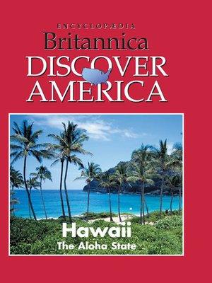 cover image of Hawaii: The Aloha State
