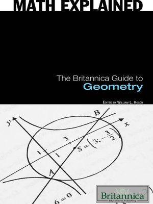 cover image of The Britannica Guide to Geometry