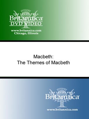 cover image of Macbeth: The Themes of Macbeth