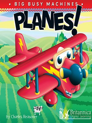 cover image of Planes!