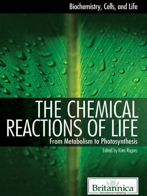 cover image of The Chemical Reactions of Life