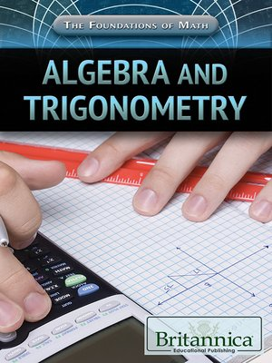 cover image of Algebra and Trigonometry
