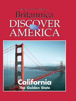 cover image of California: The Golden State