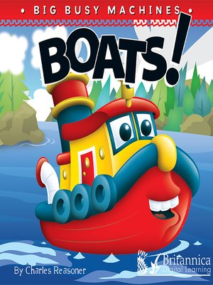 cover image of Boats!