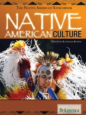 cover image of Native American Culture