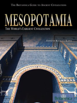 cover image of Mesopotamia