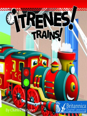cover image of Trenes (Trains)