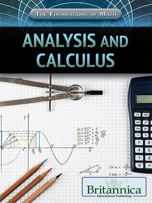 cover image of Analysis and Calculus