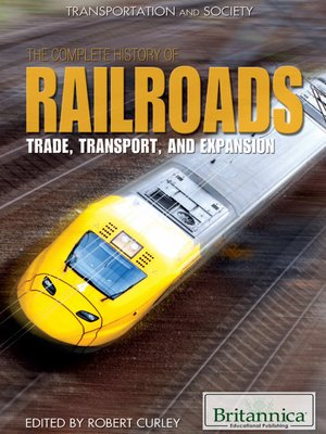cover image of The Complete History of Railroads