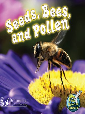 cover image of Seeds, Bees, and Pollen