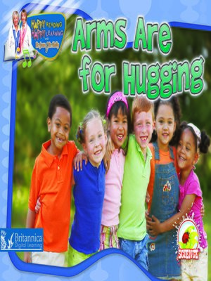 cover image of Arms Are for Hugging
