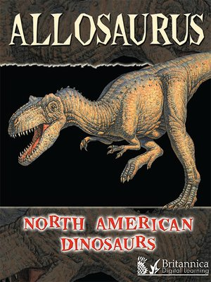 cover image of Allosaurus