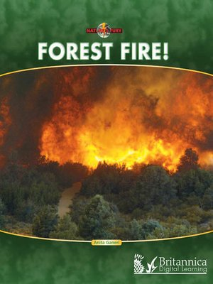 cover image of Forest Fire!