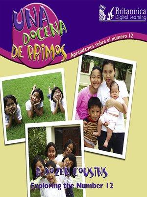 cover image of Una docena de primos