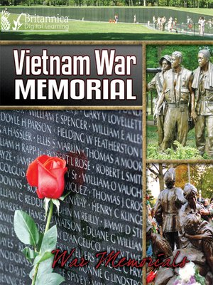 cover image of Vietnam War Memorial