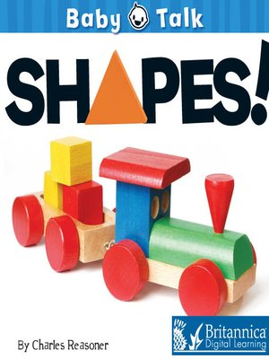 cover image of Shapes!