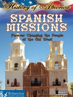 cover image of Spanish Missions