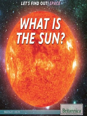 cover image of What Is a Sun?