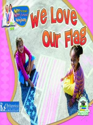 cover image of We Love Our Flag