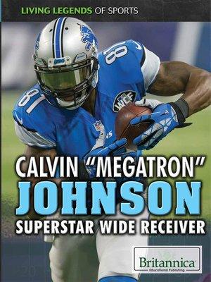 "cover image of Calvin ""Megatron"" Johnson"