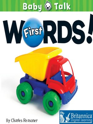 cover image of First Words!