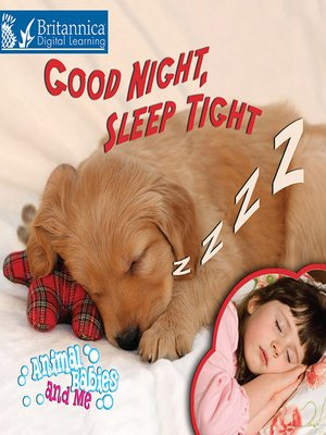 cover image of Good Night, Sleep Tight